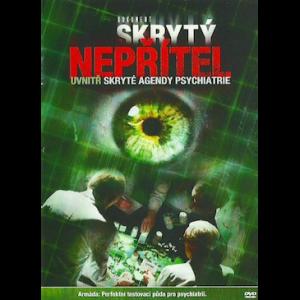 DVD Skrytý nepriateľ